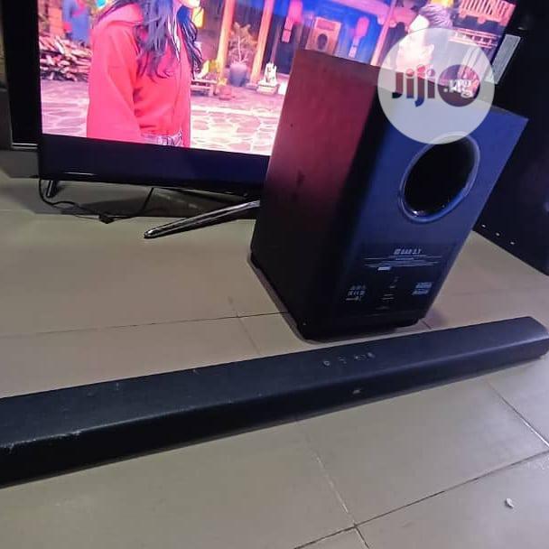 JBL Sound Bar 3.1 Harman Kardon UHD 4k HDR 10 Supported | Audio & Music Equipment for sale in Ojo, Lagos State, Nigeria