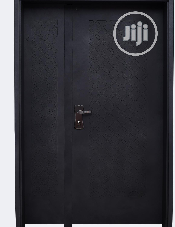 Israeli Bunker Security Door
