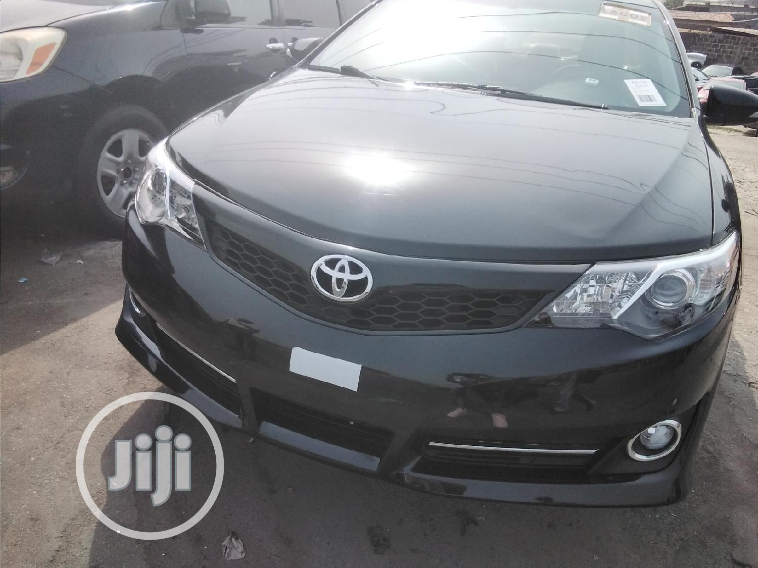 Toyota Camry 2013 Black | Cars for sale in Amuwo-Odofin, Lagos State, Nigeria