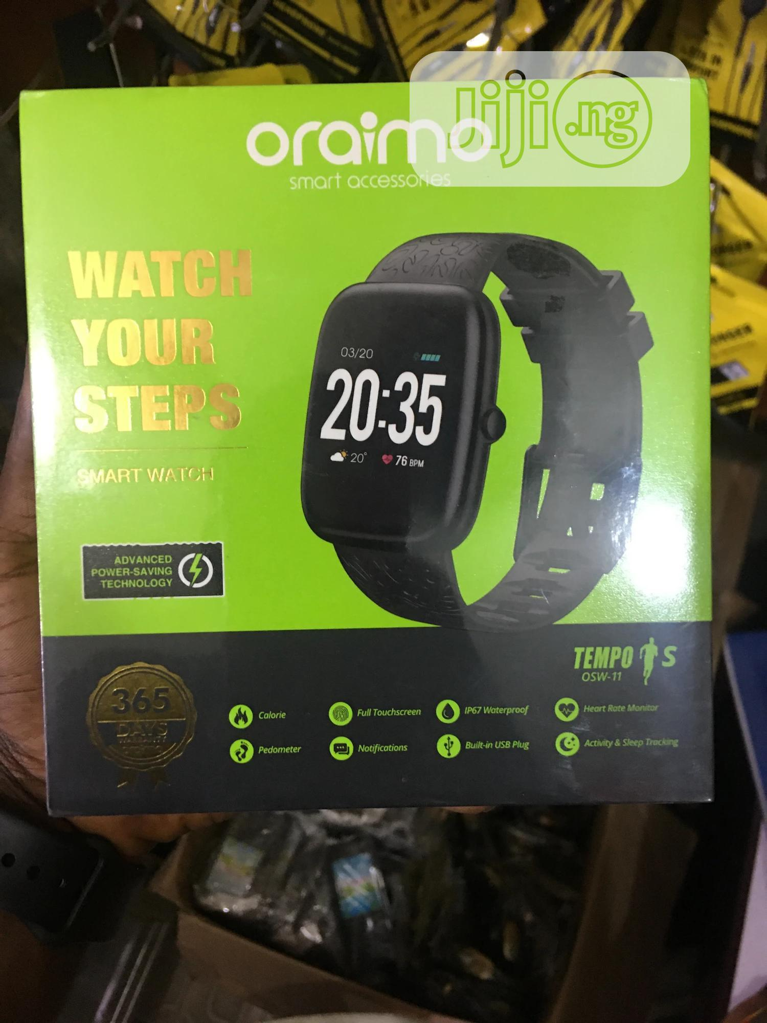 Oraimo Watch You Steps