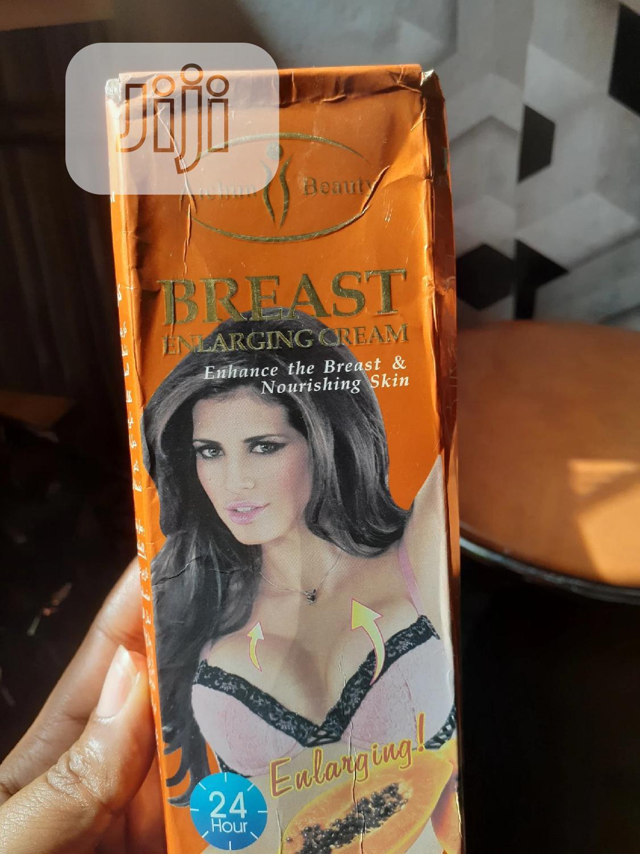 Breast Enlarging Cream