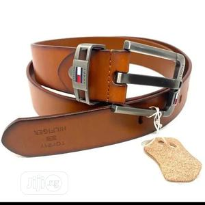 Original Tommy Hilfiger Leather Belt | Clothing Accessories for sale in Lagos State, Lagos Island (Eko)