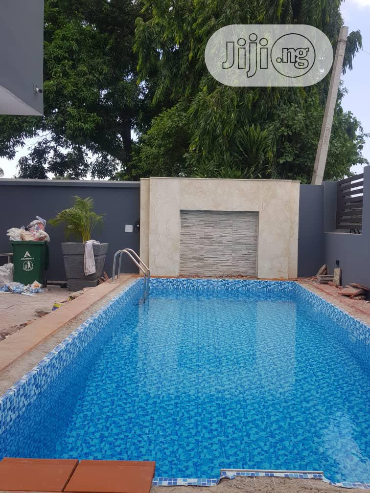 Furnished 5bedroom Executive Semi Detached Duplex With Swimm | Short Let for sale in Ikeja GRA, Ikeja, Nigeria