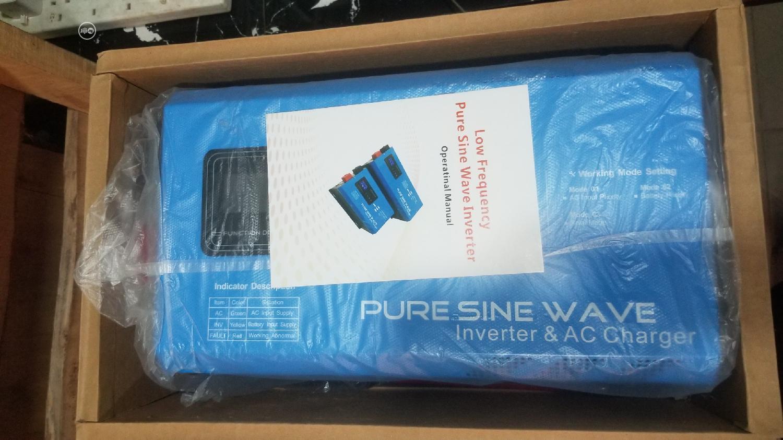 5kva Pure Sine Wave Inverter