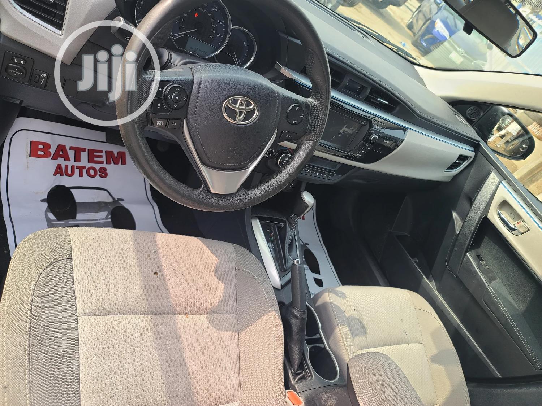 Toyota Corolla 2015 Green | Cars for sale in Ikeja, Lagos State, Nigeria