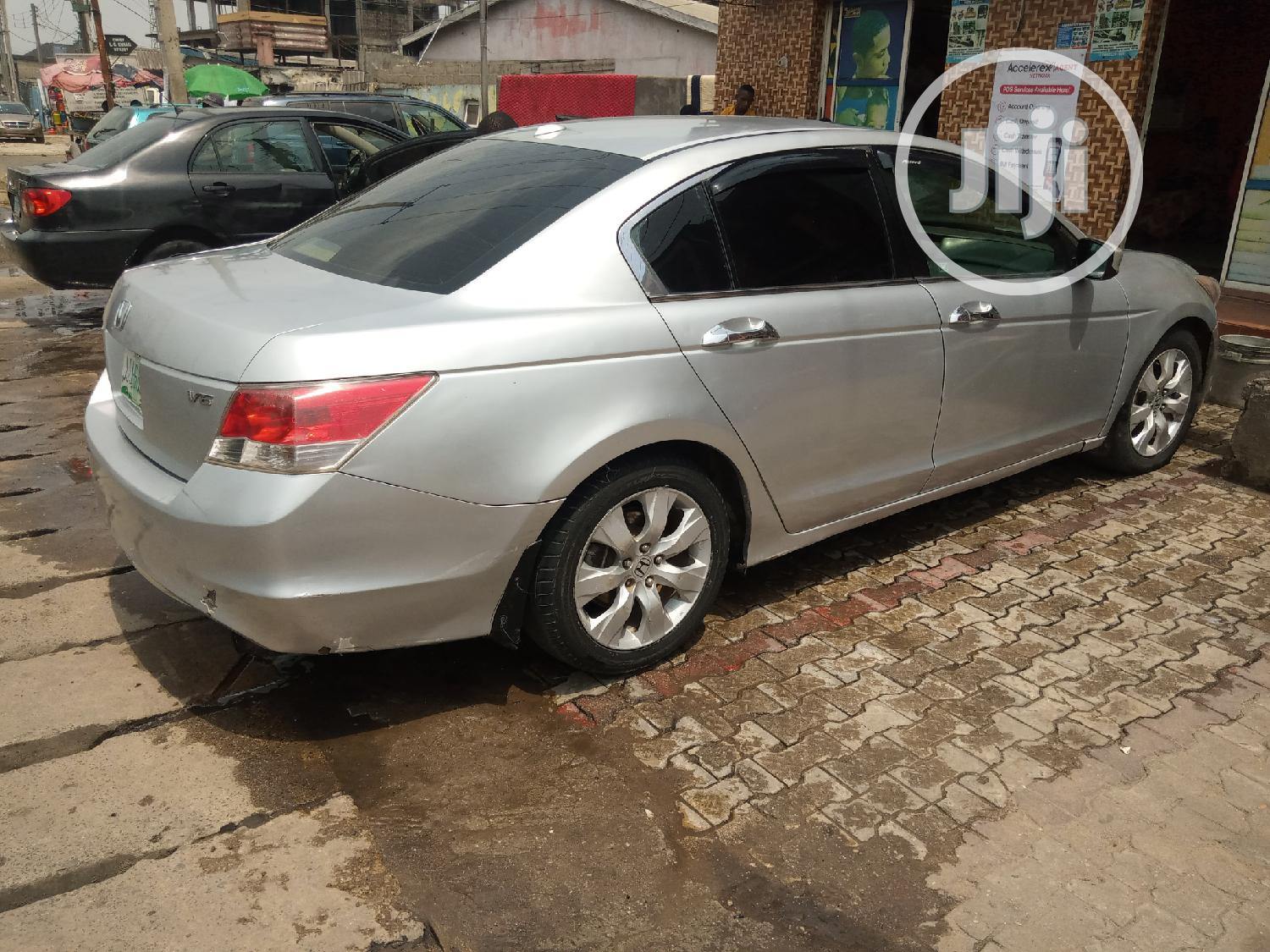 Archive: Honda Accord 2009 Coupe 3.5 EX-L V6 Silver