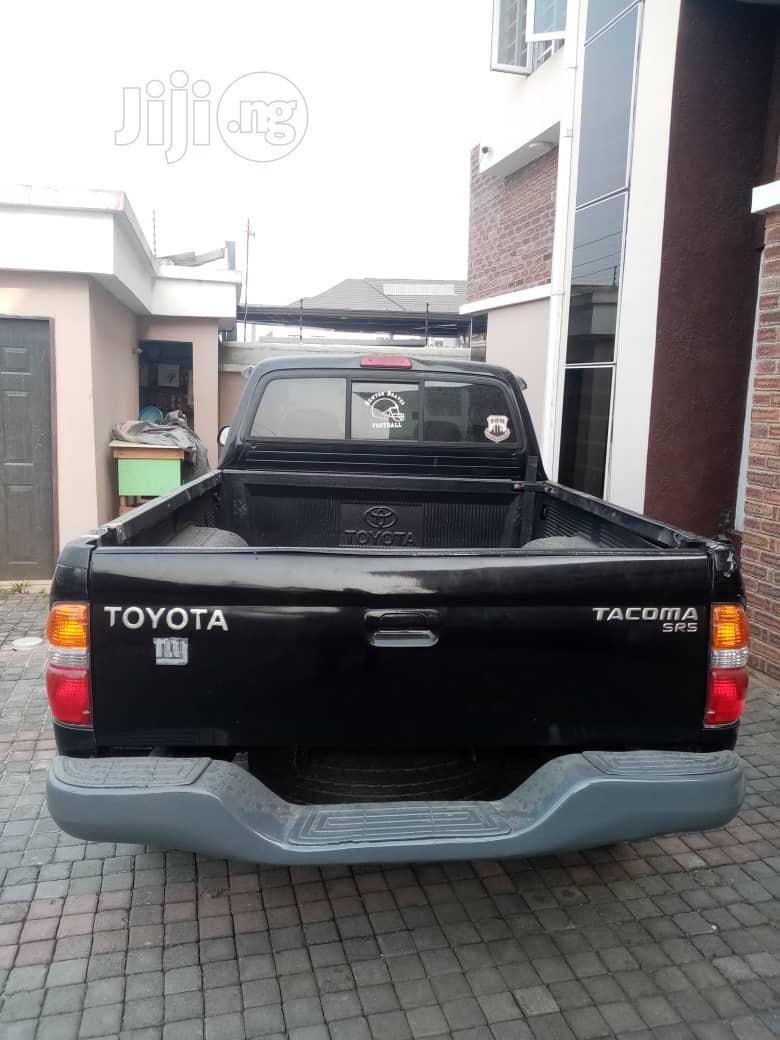 Archive: Toyota Tacoma 2003 Black