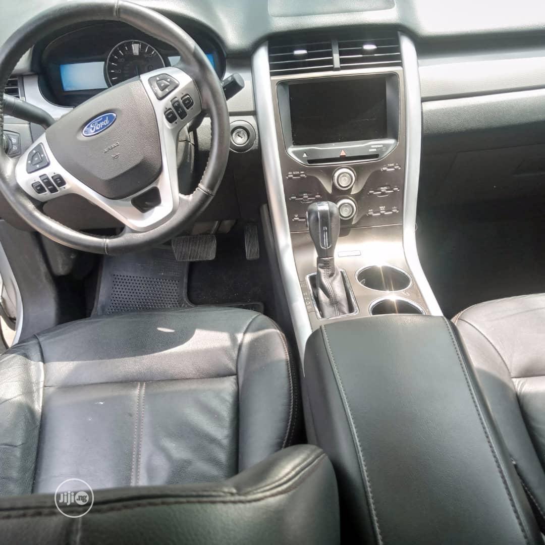 Ford Edge 2013 Silver | Cars for sale in Amuwo-Odofin, Lagos State, Nigeria