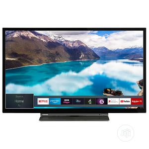 43 Inch Toshiba Smart UHD LED TV - London Used   TV & DVD Equipment for sale in Lagos State, Ojo
