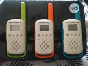 Motorola 3 in 1 Walkie Talkie | Audio & Music Equipment for sale in Lagos State, Ogba