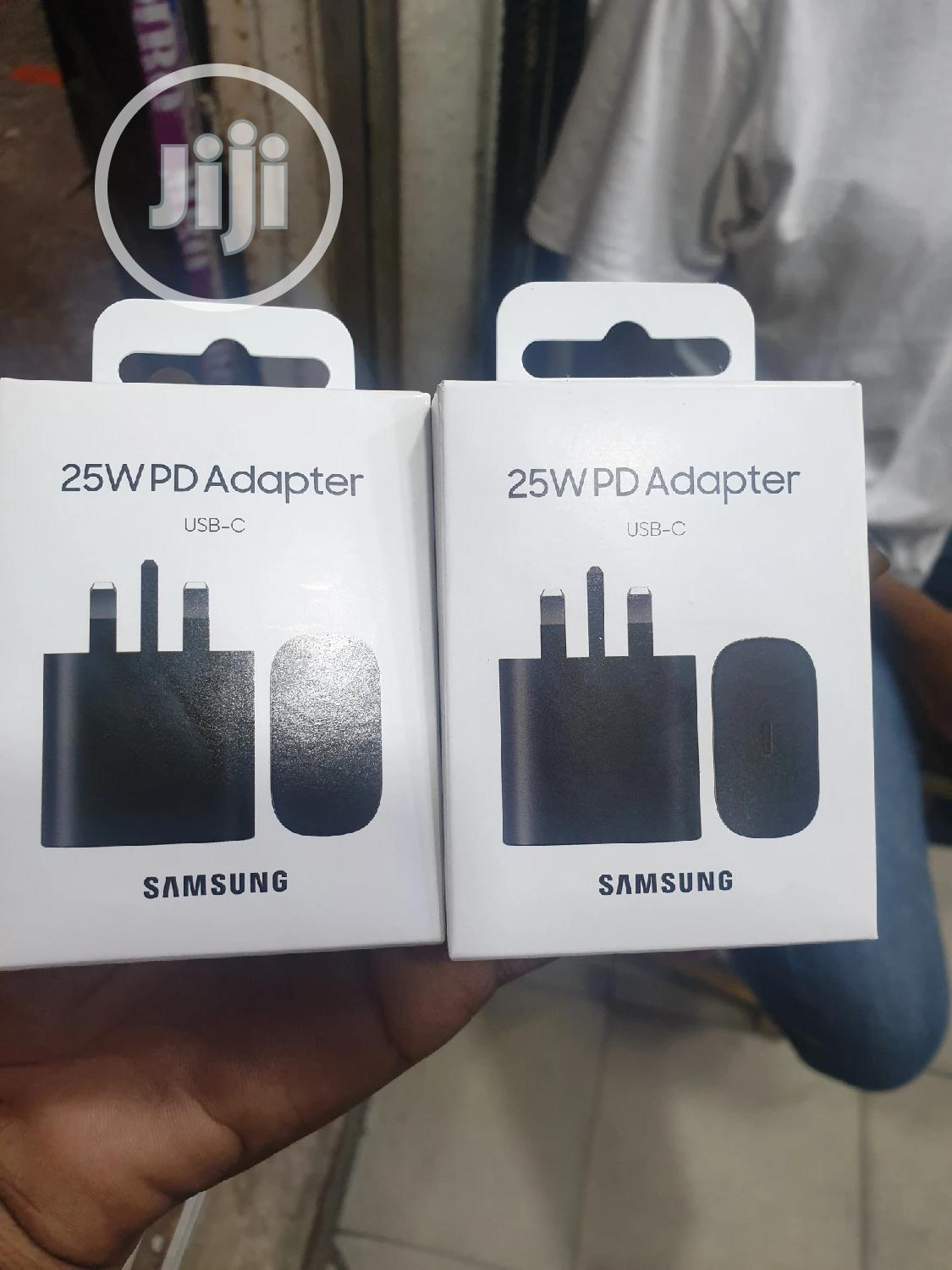 Archive: 25W PD Adapter Charger