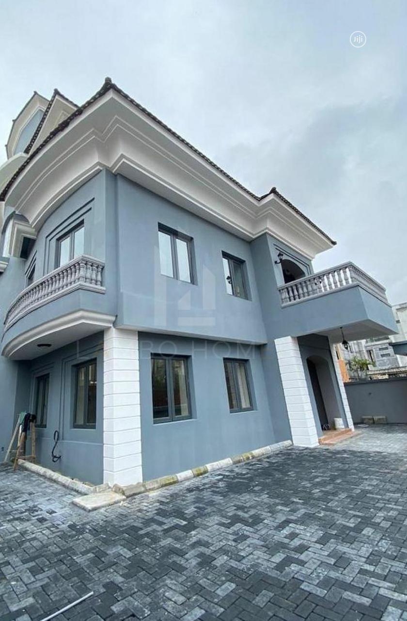 5 Bedroom Duplex for Sale in Parkview Estate Ikoyi, Lagos