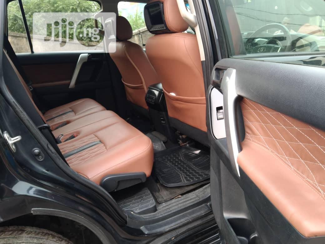 Archive: Toyota Land Cruiser Prado 2014 Black