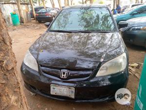 Honda Civic 2002 Black | Cars for sale in Abuja (FCT) State, Gwarinpa