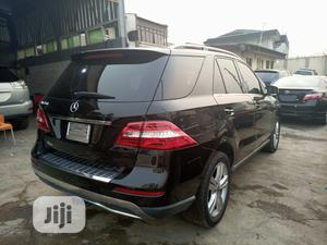 Mercedes-Benz M Class 2013 ML 350 4Matic Black   Cars for sale in Lagos State, Ikeja