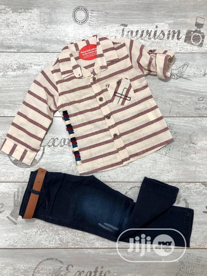 3 Pcs Kids Wear (Turkey Brand)