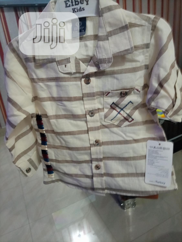 3 Pcs Kids Wear (Turkey Brand) | Children's Clothing for sale in Port-Harcourt, Rivers State, Nigeria