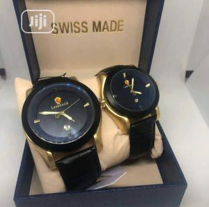 Lookworld Couple Leather | Watches for sale in Lagos State, Ajah