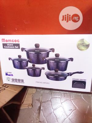 Cookware Set 10 Pcs Momcoc   Kitchen & Dining for sale in Lagos State, Lagos Island (Eko)