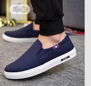 Unisex Blue Sneakers | Shoes for sale in Lagos State, Ipaja