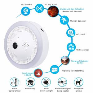 Wifi Smoke Detector Camera + Gas + Heat Alarm System | Safetywear & Equipment for sale in Lagos State, Ikeja