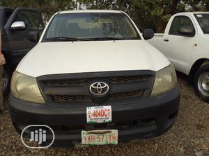 Toyota Hilux 2009 White   Cars for sale in Abuja (FCT) State, Kubwa