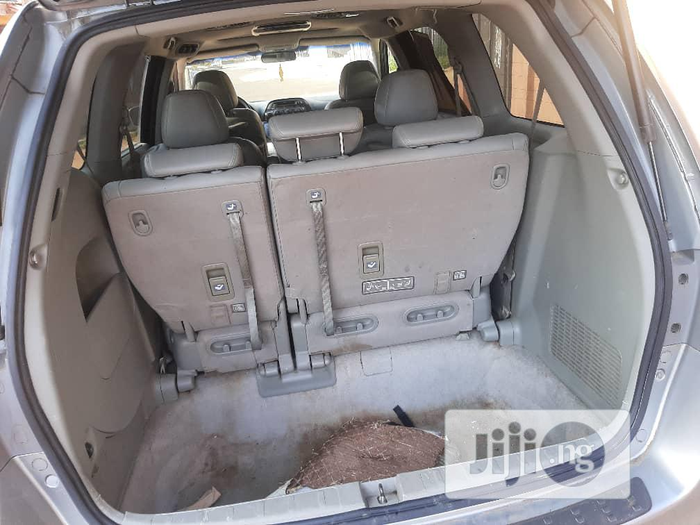 Honda Odyssey 2007 Gray | Cars for sale in Ipaja, Lagos State, Nigeria