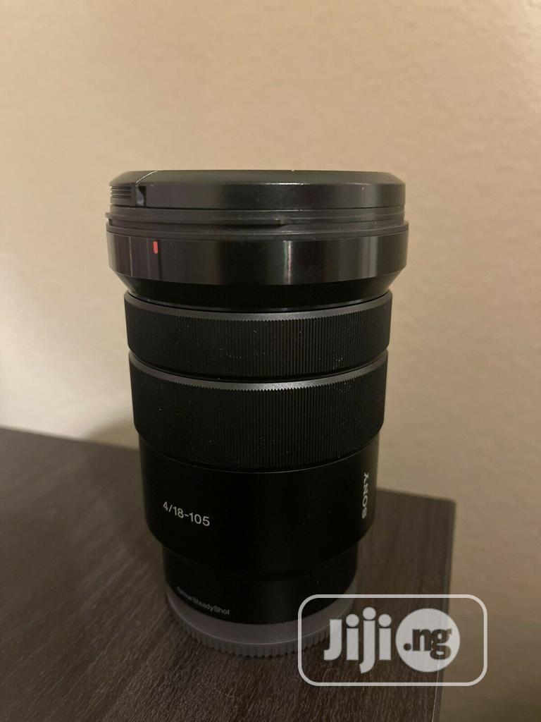 Sony G Master EPZ 18-105mm F4 Lens