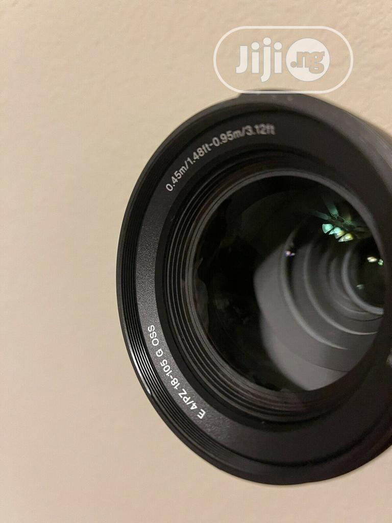 Sony G Master EPZ 18-105mm F4 Lens | Accessories & Supplies for Electronics for sale in Alimosho, Lagos State, Nigeria