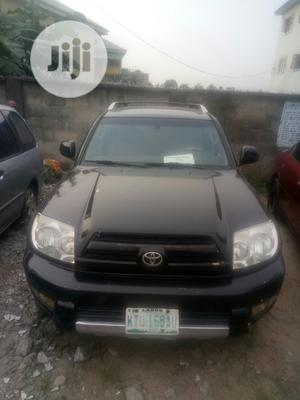 Toyota 4-Runner 2004 Limited 4x4 Black | Cars for sale in Rivers State, Port-Harcourt