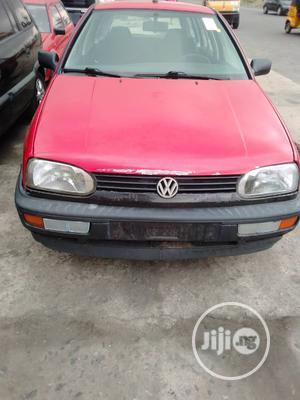 Volkswagen Golf 2000 2.0 GLS 5-Door Red | Cars for sale in Lagos State, Amuwo-Odofin