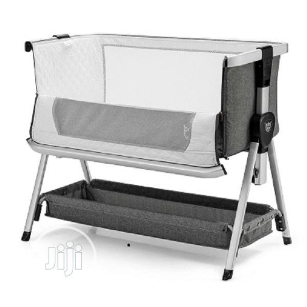 Baby Bed Side Crib Portable Adjustable Infant Travel Sleeper