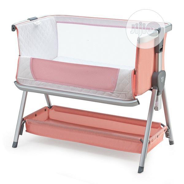 Baby Bed Side Crib Portable Adjustable Infant Travel Sleeper | Children's Gear & Safety for sale in Lekki, Lagos State, Nigeria