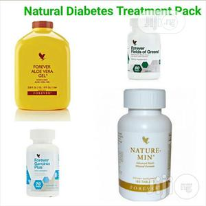 Natural Diabetes Treatment Pack   Vitamins & Supplements for sale in Rivers State, Port-Harcourt