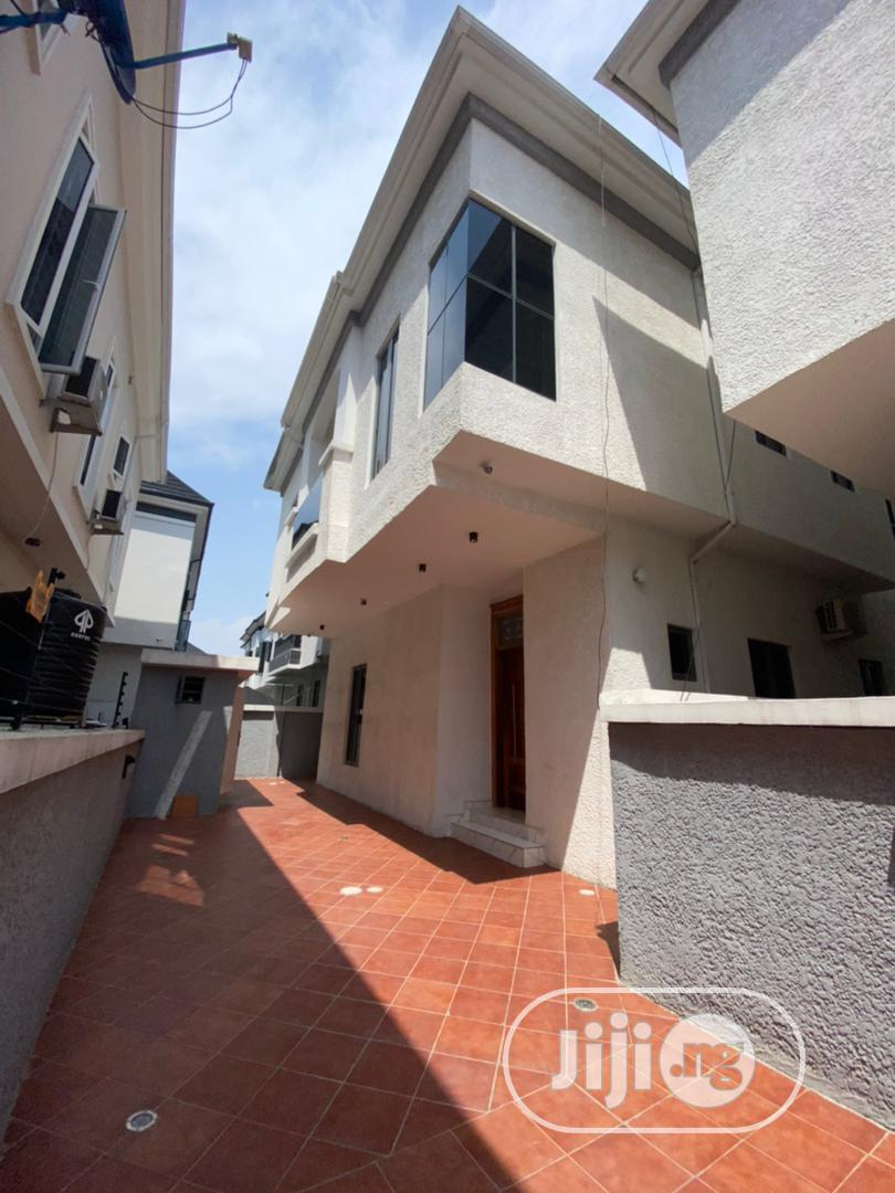5 Bedrooms Detached Duplex With Bq at Chevron Drive Lekki | Houses & Apartments For Sale for sale in Ikeja, Lagos State, Nigeria