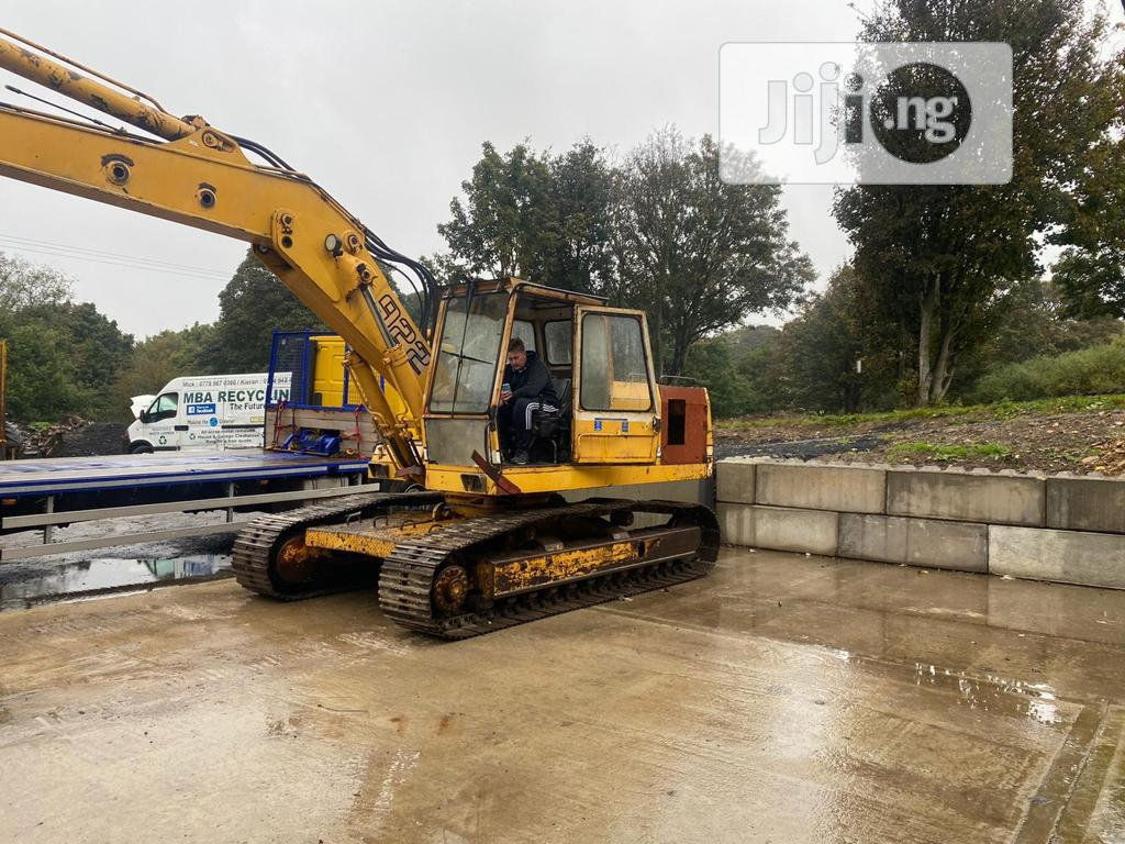 This Excavator Is Just Like New One   Heavy Equipment for sale in Ikeja, Lagos State, Nigeria