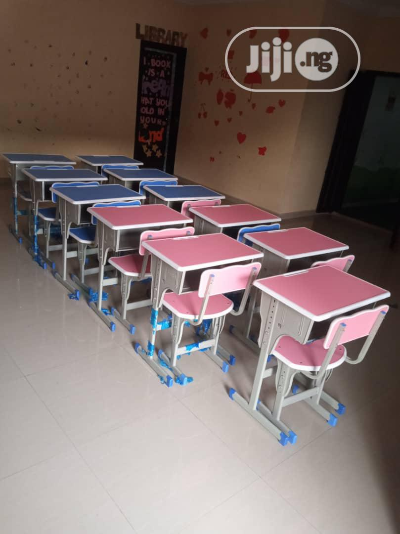 Children Learning Table and Chairs