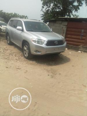 Toyota Highlander 2010 Silver   Cars for sale in Lagos State, Amuwo-Odofin