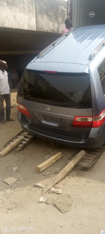 Honda Odyssey 2007 EX Blue | Cars for sale in Ikeja, Lagos State, Nigeria