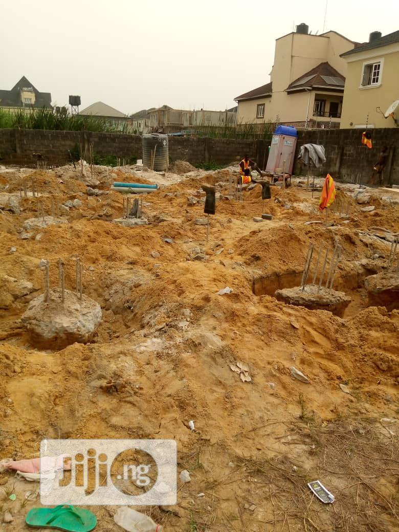Piling Contractor in Nigeria, Pile Load Test, Integrity Test