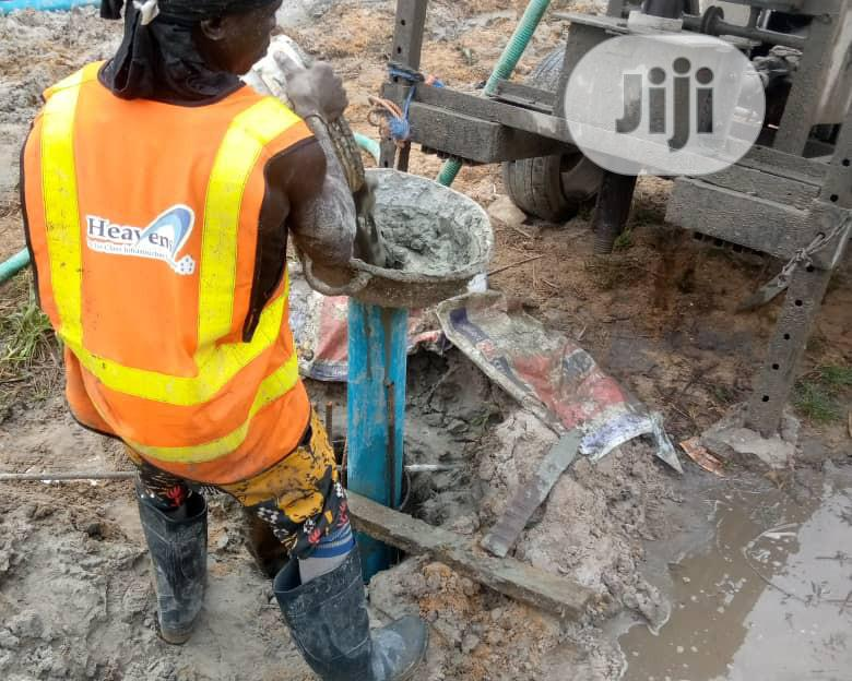 Piling Contractor in Nigeria, Pile Load Test, Integrity Test | Building & Trades Services for sale in Surulere, Lagos State, Nigeria