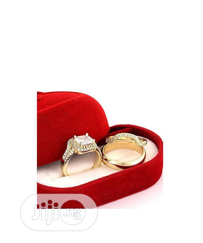18 Karat Pure Gold Wedding Ring