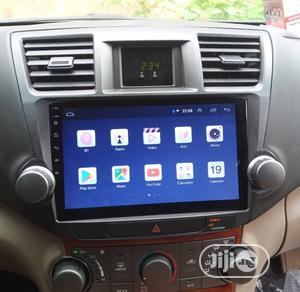 Highlander Android Car DVD   Vehicle Parts & Accessories for sale in Kwara State, Ilorin West