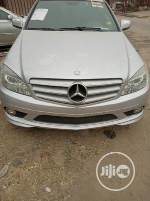 Mercedes-Benz C300 2009 Silver   Cars for sale in Lagos State, Amuwo-Odofin
