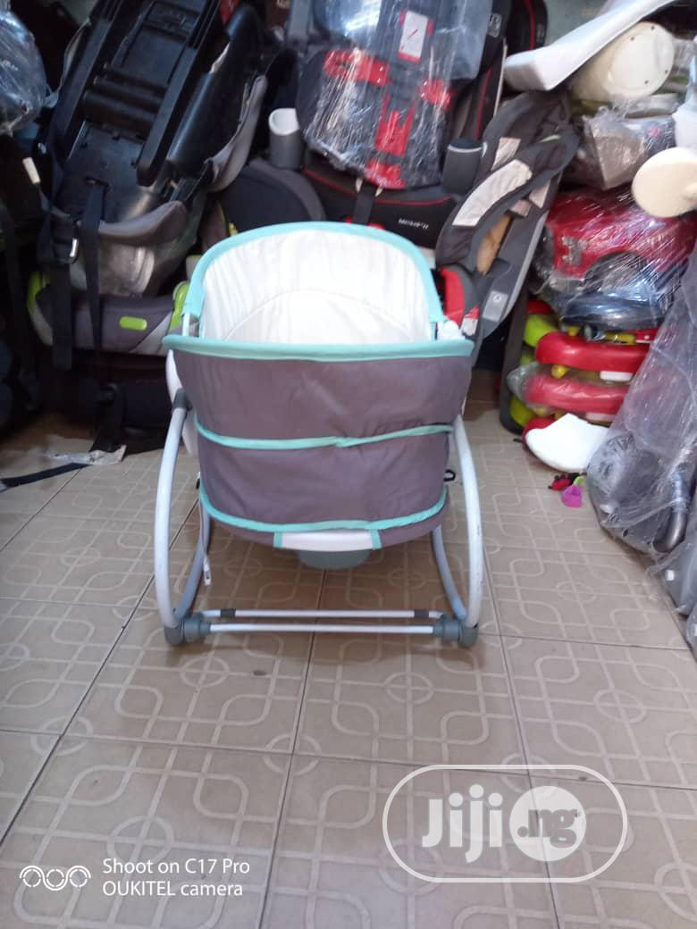 Tokunbo Uk Used Rocking Baby Bed | Children's Gear & Safety for sale in Ikeja, Lagos State, Nigeria