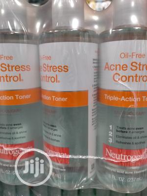 Neutrogena  Oil-Free Acne Stress Control Triple-Action Toner   Skin Care for sale in Lagos State, Amuwo-Odofin