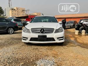 Mercedes-Benz C300 2012 White | Cars for sale in Abuja (FCT) State, Jahi
