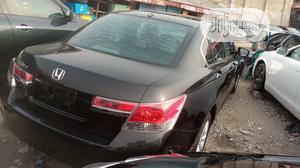 Honda Accord 2008 2.0 Comfort Automatic Black   Cars for sale in Lagos State, Apapa