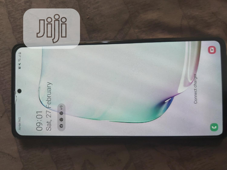 Samsung Galaxy Note 10 Lite 128 GB Black | Mobile Phones for sale in Ilorin East, Kwara State, Nigeria