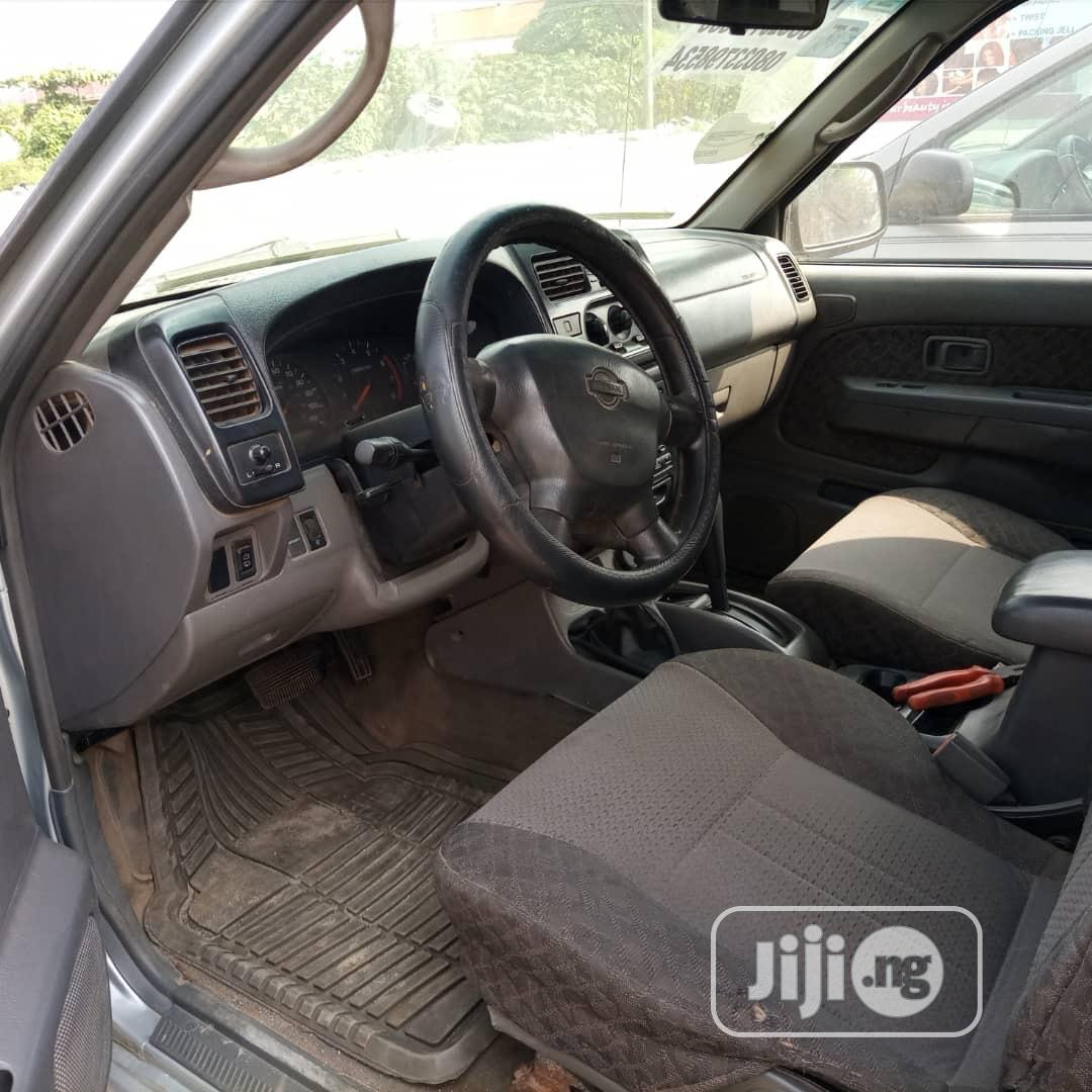 Nissan Xterra 2000 Automatic Silver | Cars for sale in Ajah, Lagos State, Nigeria